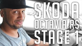 JP Performance - Škoda Octavia RS III | Stage 1 - Software