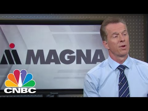 Magna International CEO: The Need for NAFTA | Mad Money | CNBC