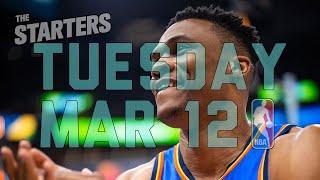 NBA Daily Show: Mar. 12 - The Starters thumbnail