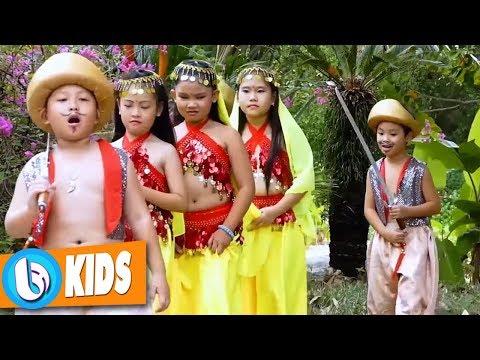 ALIBABA, Bống Bống Bang Bang - Nhạc Thiếu Nhi Vui Nhộn Cho Bé