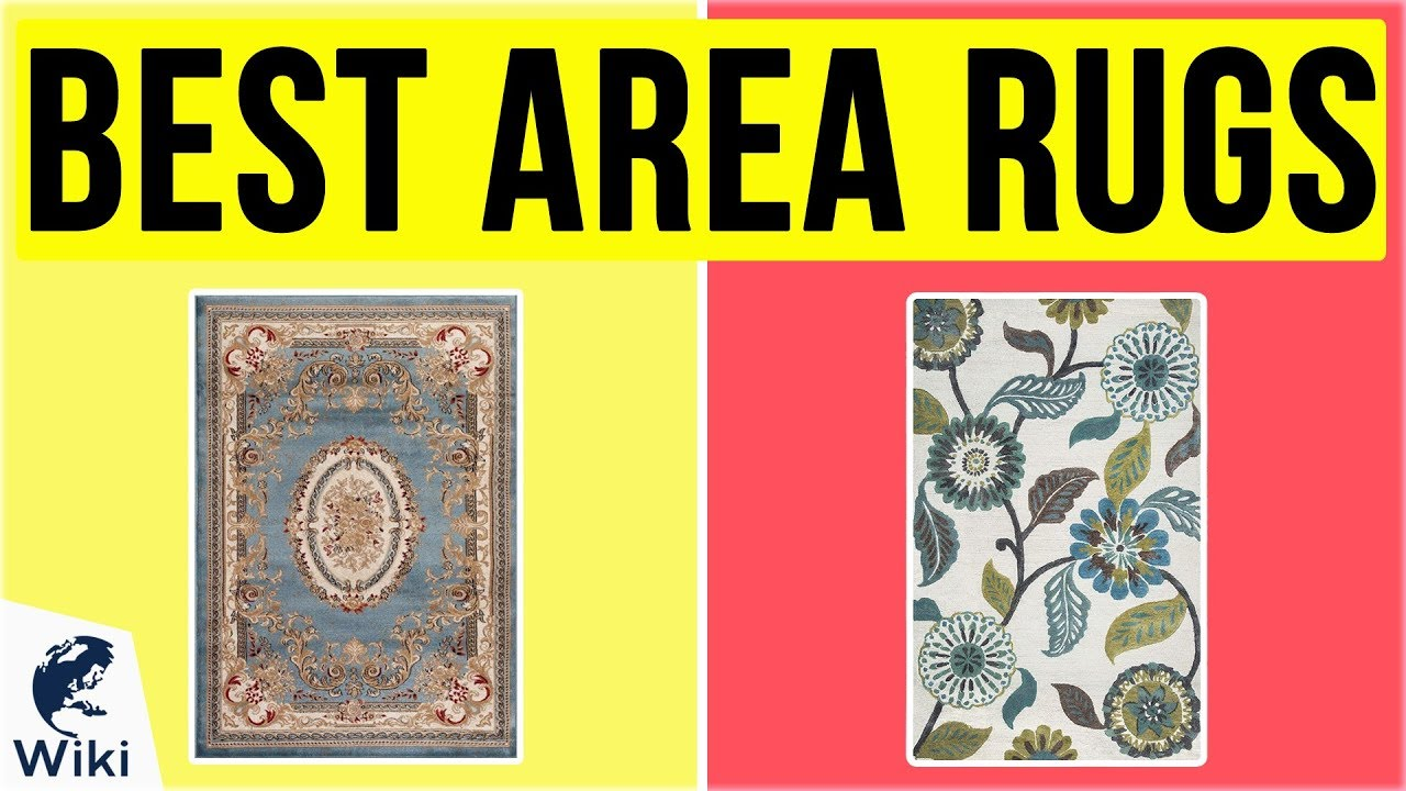 Top 10 Area Rugs Of 2020 Video Review
