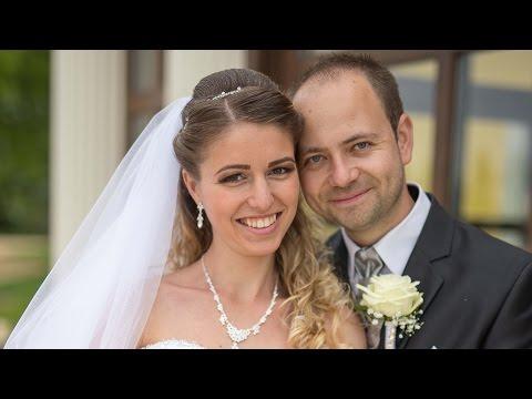 Renáta és Róbert esküvői felvételei Szabolcsveresmarton