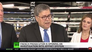 France to investigate Epstein's alleged abuse of girls