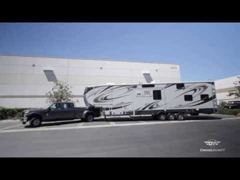 Fifth Wheel To Gooseneck Hitch >> Fifth Wheel To Gooseneck And Back With B W Hitches Youtube