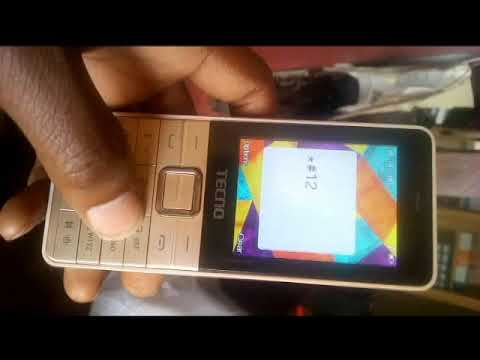 How To Remove Password To Tecno T350 100% 2019