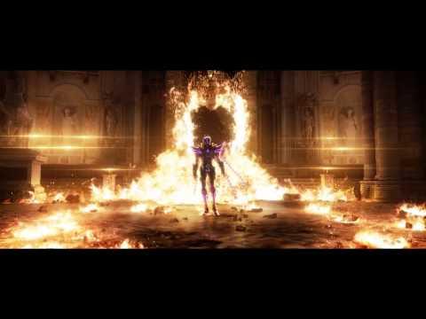 Trailer do filme Os Cavaleiros do Zodíaco: A Lenda do Santuário