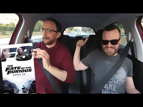 SPOILER CAR: Fast & Furious 8