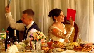 """Свадьба, конкурс """"Вопросы молодаженам"""" 2017 Запорожье"""