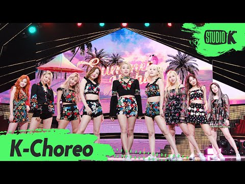 [K-Choreo 6K] 트와이스 직캠 Dance The Night Away (TWICE Choreography) l @MusicBank 200626 ▶3:23