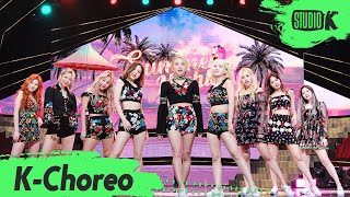 Cover images [K-Choreo 6K] 트와이스 직캠 Dance The Night Away (TWICE Choreography) l @MusicBank 200626