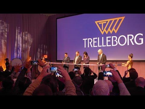 Trelleborg Spartanburg Plant Grand Opening