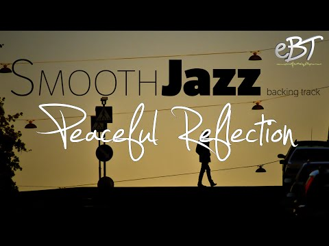 Smooth Jazz Backing Track in C Major | 60 bpm