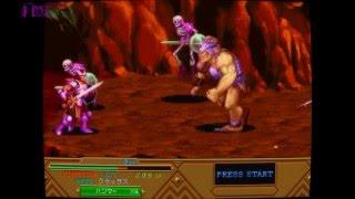 Dungeons & Dragons Collection Sega Saturn