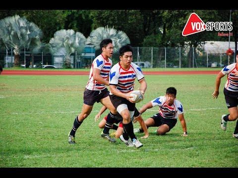 Rugby National 'A' Division 2015 Plate : 3rd Placing and Final [12 May 2015]