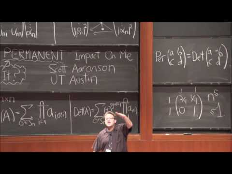 Avi's Permanent Impact on Me - Scott Aaronson