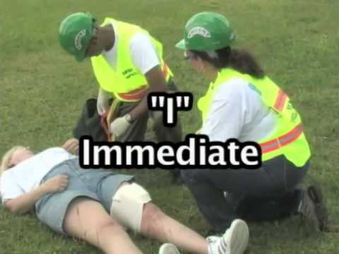 Triage and Medical Treatment  CERT Training
