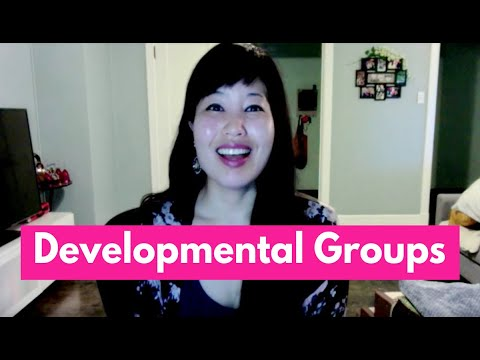 Developmental Groups- Parallel, Project, Egocentric-Cooperative, Cooperative | NBCOT® | OT MIRI