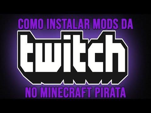 Como Jogar Modpacks Da Twitch Em Minecraft PIRATA! (Forever Stranded)