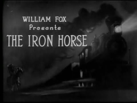 The Iron Horse  John Ford, 1924