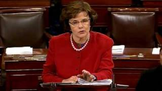 Feinstein compares water amendment to Pearl Harbor