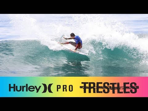 Final Day Highlights - Swatch Pro & Hurley Pro at Trestles 2017