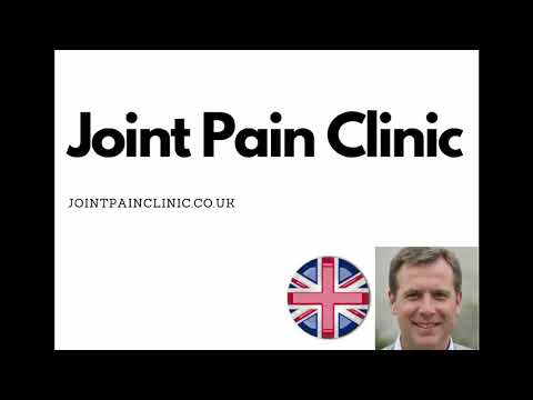 Welcome to Joint Pain Clinic UK