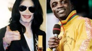 "Michael Jackson vs Akon-""Beat it"" ""Right Now"""