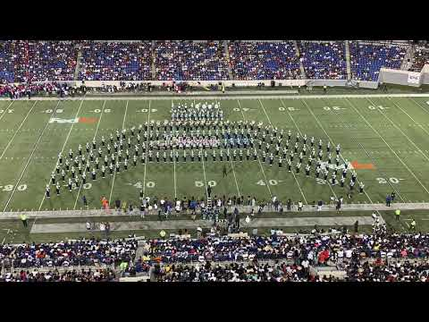 Sherry Mackey - JSU's Sonic Boom of the South Southern Heritage Classic Performance
