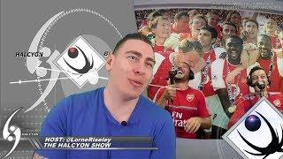 Halcyon Blink - Being an Arsenal fan
