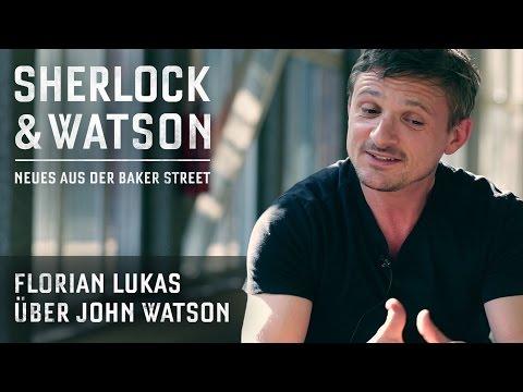 SHERLOCK & WATSON | Florian Lukas über John Watson | Hörspiele | Sherlock Holmes