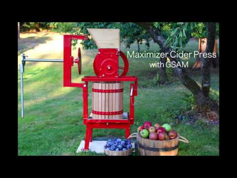 Maximizer Fruit & Apple Cider Press