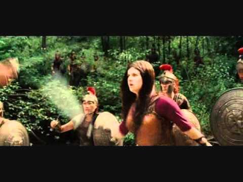 Percy vs. Annabeth; Capture the Flag  Hurricane