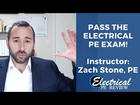 The Very Best Online Electrical Power PE Exam Review Course for your Money