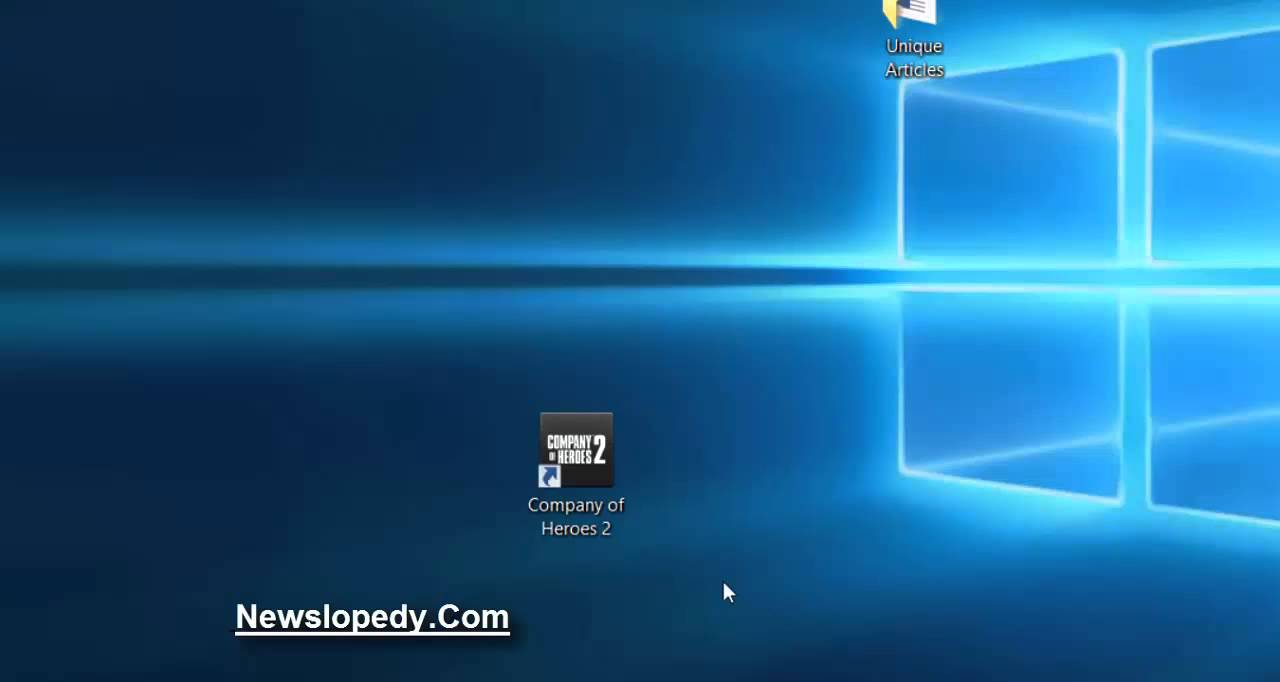 How To Change Company Of Heroes 2 Game Language To English Youtube