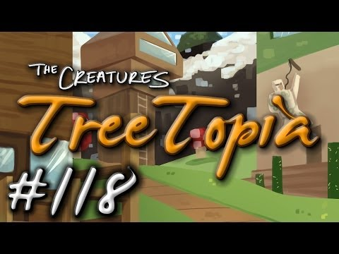 DARTH DANZ - Minecraft: TreeTopia Ep.118