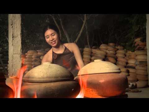 Cá kho làng Vũ Đại - NS hài Quang Tèo trong vai Chí Phèo