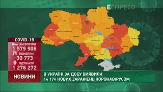 Коронавірус в Украі ні статистика за 24 березня