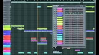 Fl Studio: Avicii ft. Lenny Kravitz - Superlove (Free FLP}