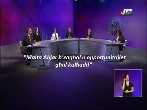 07May14 EP Elections 2014 - Debate