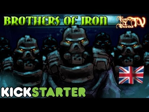 KICKSTARTER: BROTHERS OF IRON - RAMSHACKLE GAMES (ENGLISH)