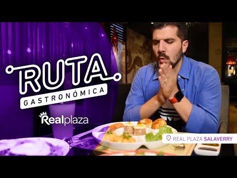 #RutaGastronómica: TGI Fridays Y Madam Tusan De Real Plaza Salaverry