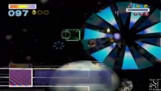 Let's Play Star Fox 64 -- Meteo (Asteroid Field)