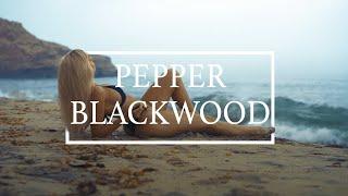 Pepper Blackwood | Swimwear Portrait | Sony a7iii