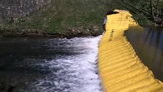 barrage deci rivière watergate UIISC
