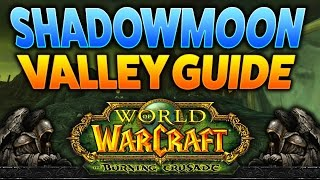 Varedis Must Be Stopped | Burning Crusade Quest Guide #Warcraft #Gaming #MMO #魔兽