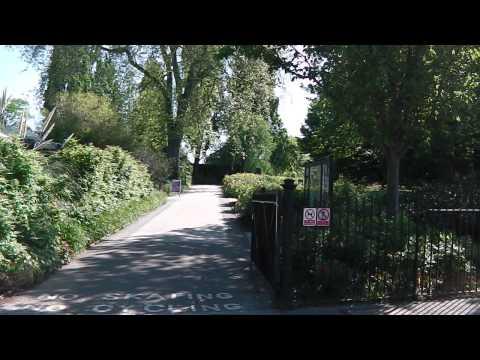 regents park - London Zoo - regent canal london jog