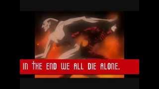 Beloved Enemy - Die Alone  Lyrics  Hellsing AMV