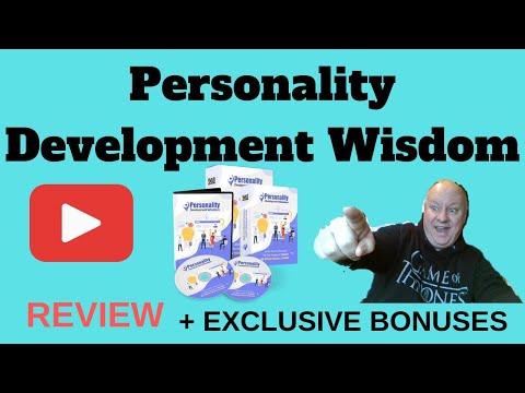 Personality Development Wisdom Review - Plus EXCLUSIVE BONUSES - (Personality Development Wisdom) thumbnail