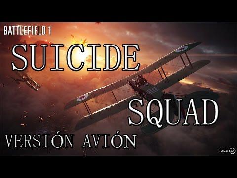Battlefield 1: Suicide Squad con Riuc & Cia
