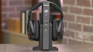 Sennheiser RS 175: Premium wireless headphones for TV watching